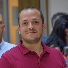 Perfil do usuário de Wissam