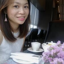 Leann felhasználói profilja