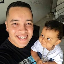 Profil Pengguna Márcio Vinicius