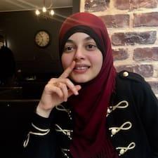 Maryam - Uživatelský profil
