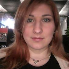 Profil korisnika Anastasia