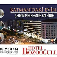 Bozooğulları Hotel User Profile