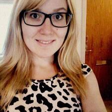 Katariina felhasználói profilja
