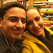 Profil Pengguna Iulia & Adrian