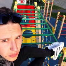 Даниил felhasználói profilja