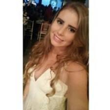 Isadora Milani felhasználói profilja