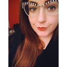 Perfil do usuário de Hannah