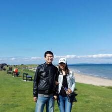 Perfil de usuario de Summer & Liang