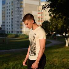 Användarprofil för Viktor