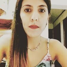 Carla Sofia felhasználói profilja