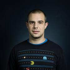 Profil Pengguna Andrej