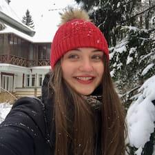 Кристина felhasználói profilja