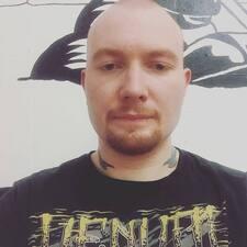 Profil utilisateur de Kev