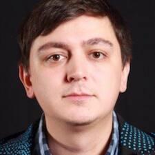 Perfil do utilizador de Ivan