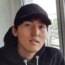 Профиль пользователя Wooseung