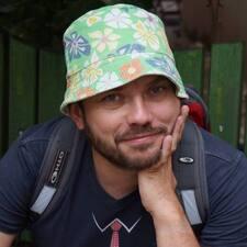 Gebruikersprofiel Piotr