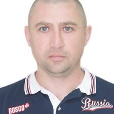 Profil utilisateur de Spartak