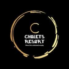 Chalets - Uživatelský profil