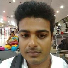 Användarprofil för Sidharth