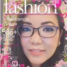 Gracie felhasználói profilja
