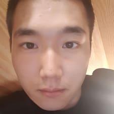 Användarprofil för Gwanghyun