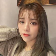 Perfil do usuário de Yuenying