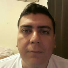 โพรไฟล์ผู้ใช้ Luis Gerardo