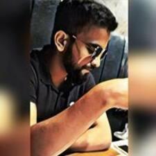 Notandalýsing Gaurav