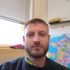 Profilo utente di Pierre-Olivier
