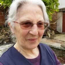 Marguerite felhasználói profilja