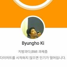 Byungho - Profil Użytkownika
