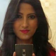 Seema felhasználói profilja