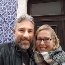 David & Melanie Brukerprofil