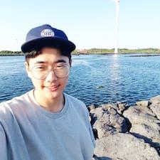 Perfil do usuário de Hyunjun