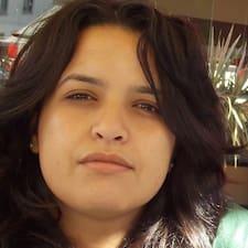 Asmàa User Profile