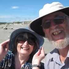 Kathie & Vernon bir süper ev sahibi.