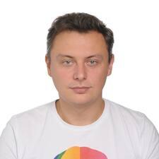 Profil utilisateur de Mykola