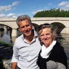 Профиль пользователя Geneviève Et Philippe