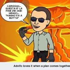 Nutzerprofil von Adolfo