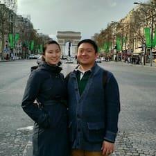 Ari & Jina User Profile