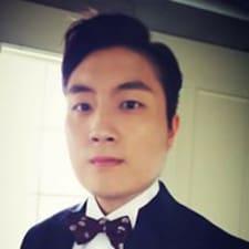 Perfil do utilizador de Changhoon