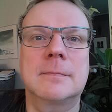 Användarprofil för Markku