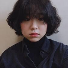 Dawon felhasználói profilja