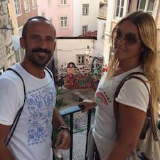 โพรไฟล์ผู้ใช้ Sonia Y Miguel Ángel