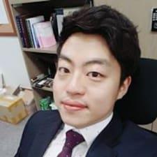 Jongha - Uživatelský profil