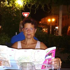Donatella felhasználói profilja