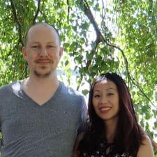 Nutzerprofil von Uyen & Samuel