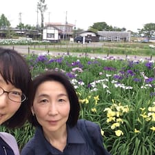 Profil utilisateur de Mitsuko