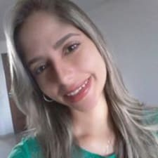 Profil utilisateur de Letícia