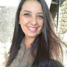 Profilo utente di Mônica Adriana